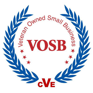 Vetran Owned Small Businesses Logo