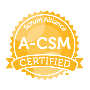 Advanced Certified ScrumMaster icon