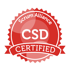 Certified Scrum Developer icon