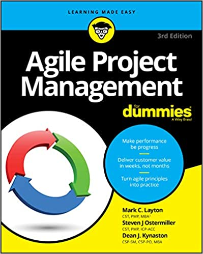 agile pm for dummies 3